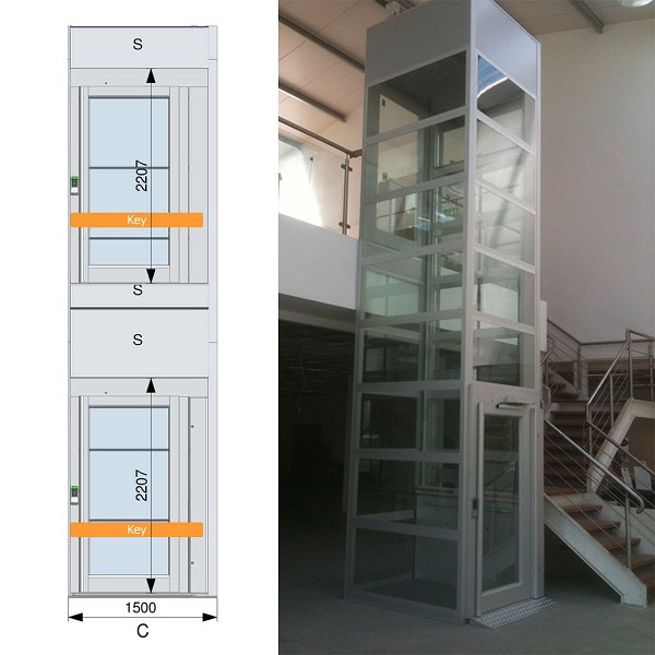 New Equipment - West of Ireland Lifts Ltd
